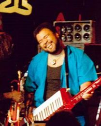 George Duke Cropped With Dukie Stick